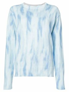 Sies Marjan Courtney tie dye jumper - Blue