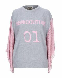 SEMICOUTURE TOPWEAR Sweatshirts Women on YOOX.COM