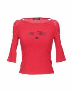 LES FILLES TOPWEAR T-shirts Women on YOOX.COM