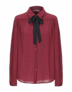 GABARDINE SHIRTS Shirts Women on YOOX.COM