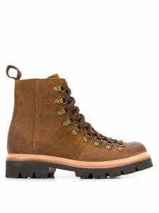 Grenson Nanette boots - Brown