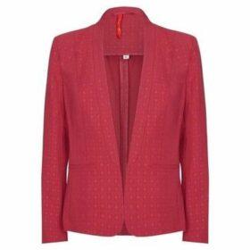 Bestcoats  Anastasia - Womens Short Spring Suit Jacket  women's Jacket in Red