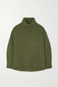 Cult Gaia - Shadi Broderie Anglaise Cotton Shorts - Red