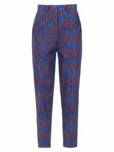 Andrea Marques printed pants - Multicolour