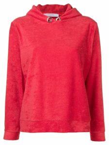 Roseanna classic hoodie - Red
