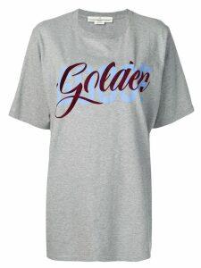 Golden Goose Golden T-shirt - Grey