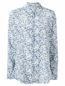 Stella McCartney floral print shirt - Blue