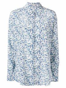 Stella McCartney floral print shirt - Blue