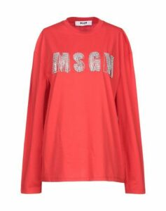 MSGM TOPWEAR T-shirts Women on YOOX.COM