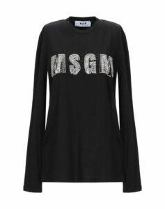 MSGM TOPWEAR T-shirts Women on YOOX.COM
