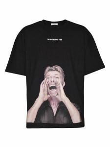ih nom uh nit David Bowie Print T-shirt