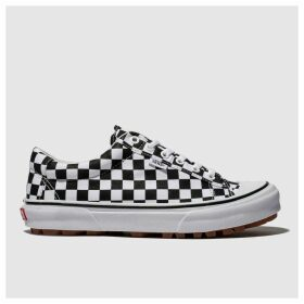 Vans Black & White Style 29 Trainers