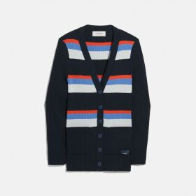 Coach Reverse Sweater
