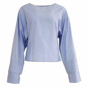 GISY - Clacie Silk Pajama Pants Plum