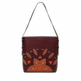 Kempton Market Large Drawstring Shoulder Bag