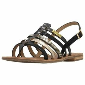 Les Tropéziennes par M Belarbi  C19054BIANCA  women's Sandals in Black