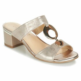 Caprice  VOLTALI  women's Mules / Casual Shoes in Gold