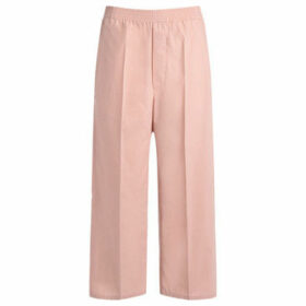 Mm6 Maison Margiela  pink pant  women's Trousers in Pink