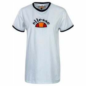 Ellesse  Rosabella tee Shirt Camiseta,  women's T shirt in White