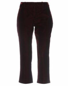 SAINT LAURENT TROUSERS Casual trousers Women on YOOX.COM