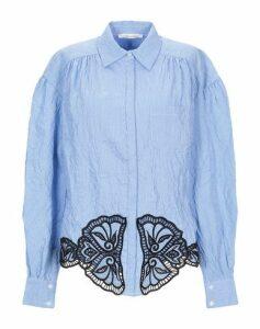 LUCILLE SHIRTS Shirts Women on YOOX.COM