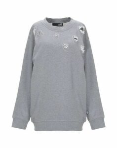 LOVE MOSCHINO TOPWEAR Sweatshirts Women on YOOX.COM