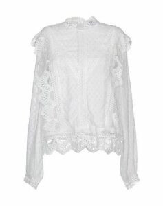 BRIGITTE BARDOT SHIRTS Blouses Women on YOOX.COM
