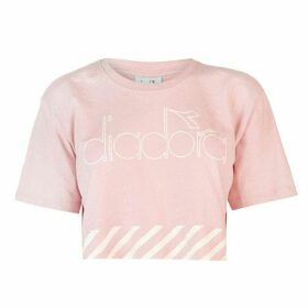 Diadora Barra Top - Pink Smoke