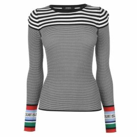 Guess Stripe Sweater