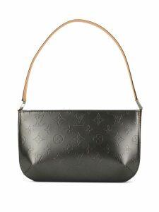 Louis Vuitton pre-owned Monogram Mat Fowler bag - Black