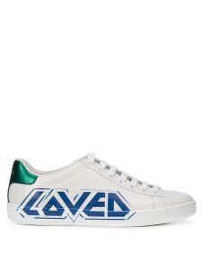Gucci loved sneakers - White