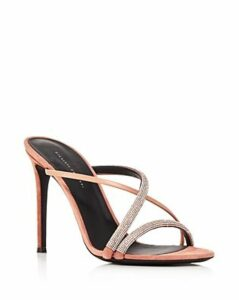 Giuseppe Zanotti Women's PF19 Crystal-Embellished High-Heel Sandals - 100% Exclusive