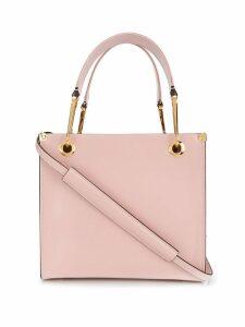 Marni box tote bag - Pink