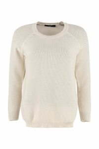 Weekend Max Mara Fiorigi Cotton Jumper