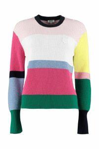 Kenzo Multicolor Stripes Pullover