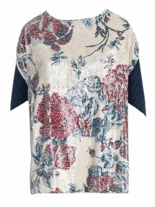 Antonio Marras Floral Top