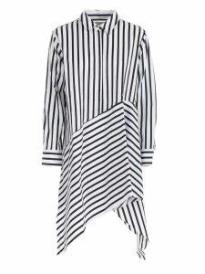 MarquesAlmeida Asymmetric Shirt Dress
