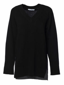 T by Alexander Wang V-neck Jumper