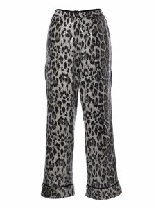 In The Mood For Love Sequin Embellished Trousers