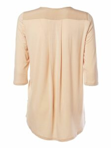 SEMICOUTURE Henley Blouse
