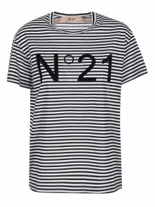 N.21 Striped T-shirt
