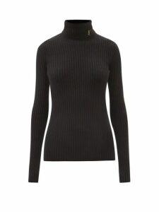 Camilla - Tropical Print Embellished Silk Kaftan - Womens - Multi