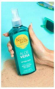 Bondi Sands Aloe Vera After Sun Gel, White