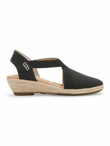 Nissa Espadrille Wedge Sandals