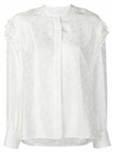 Chloé printed shirt - White