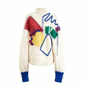 Jamie Wei Huang Zack Embroidery Jumper