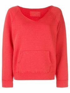 Nili Lotan Tiara sweatshirt - Red
