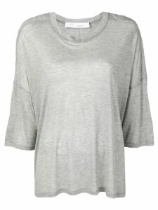 Iro oversized slouchy T-shirt - Grey