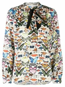 Mary Katrantzou Federika blouse - White