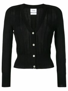Barrie classic slim-fit cardigan - Black